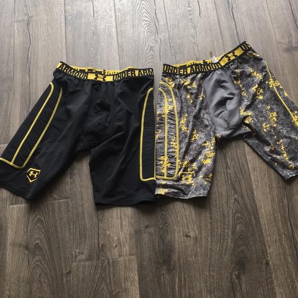 Under Armour Other - Under Armour Compression pants sz L/XL
